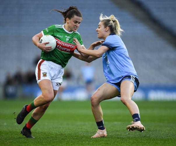 Dublin v Mayo - Lidl Ladies NFL Division 1 Round 3