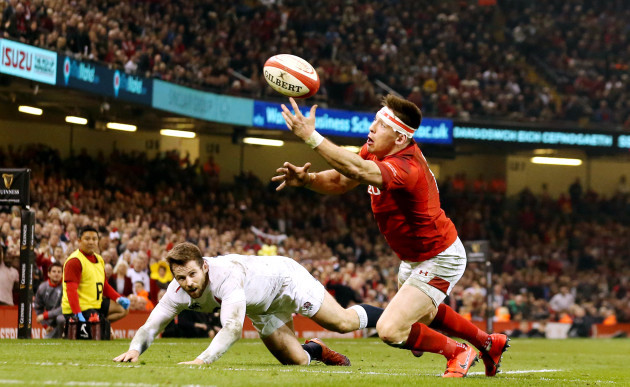 Wales v England - Guinness Six Nations - Principality Stadium