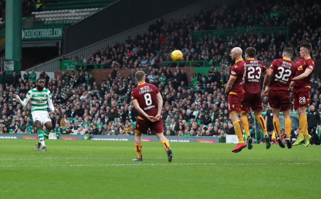 Celtic v Motherwell - Scottish Premiership - Celtic Park