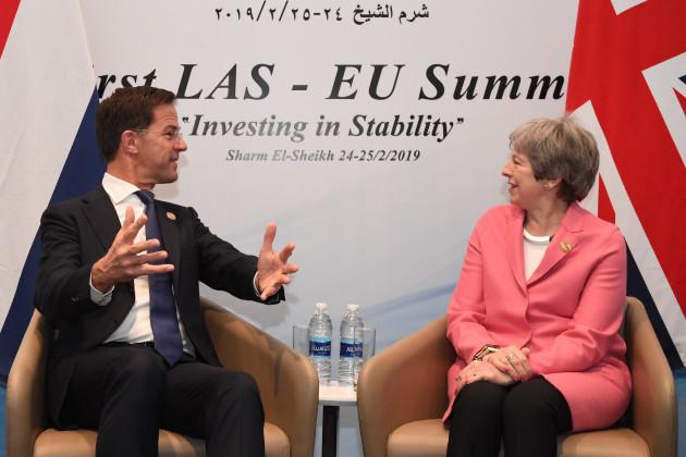 EU-League of Arab States Summit