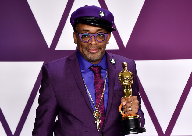 Poll: Do you agree with Spike Lee that the Oscars