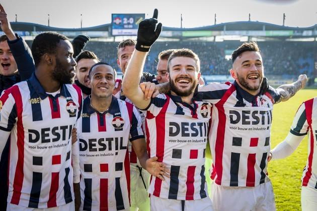 Netherlands: Willem II vs NAC