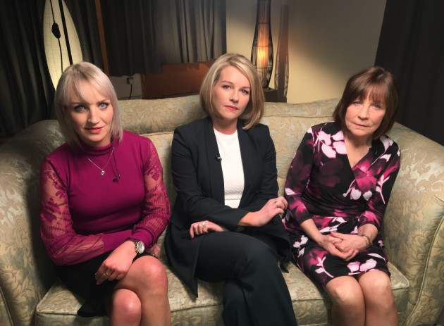 RTE Claire Byrne Live Her Name is Clodagh - Jacqueline Connolly, Claire Byrne, Mary Coll 2