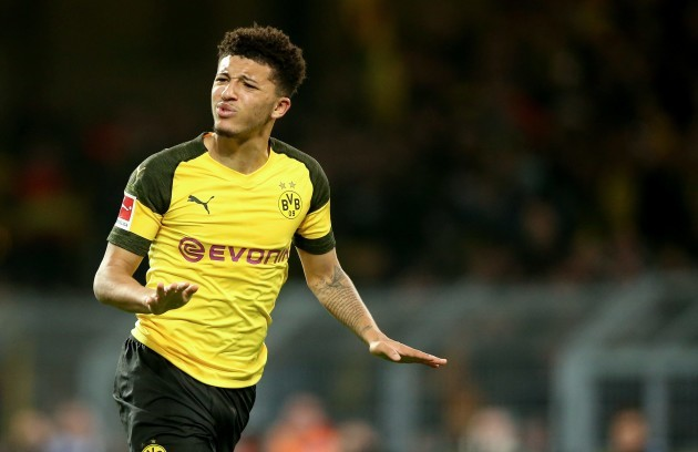 Dortmund, firo: 24.02.2019, football, 1.Bundesliga, season 2018/2019, BVB, Borussia Dortmund - Bayer 04 Leverkusen,