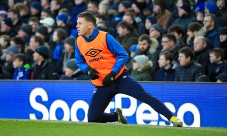 Everton v Wolverhampton Wanderers - Premier League - Goodison Park