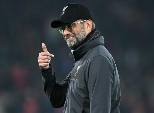 Liverpool v Watford - Premier League - Anfield