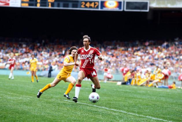 American Soccer - NASL - Philadelphia Fury v Washington Diplomats