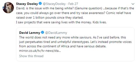 Dooley tweet