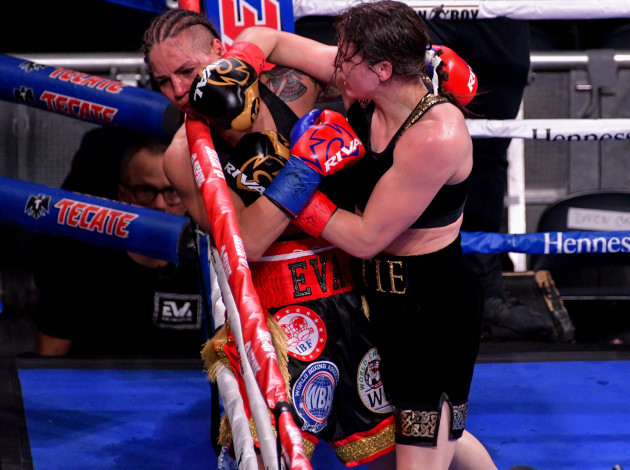 Boxing 2018 - Katie Taylor Defeats Eva Wahlstrom by Unanimous Decision