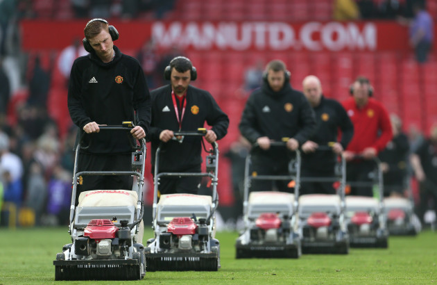 Manchester United v Liverpool - Premier League - Old Trafford