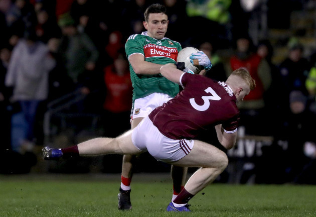 Sean Andy Ó Ceallaigh and Jason Doherty