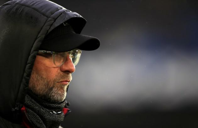 Everton v Liverpool - Premier League - Goodison Park