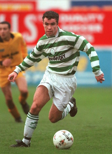 Brian Morrisroe Shamrock Rovers 28/12/1997