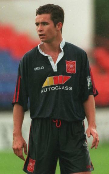 Brian Morrisroe 25/8/1996