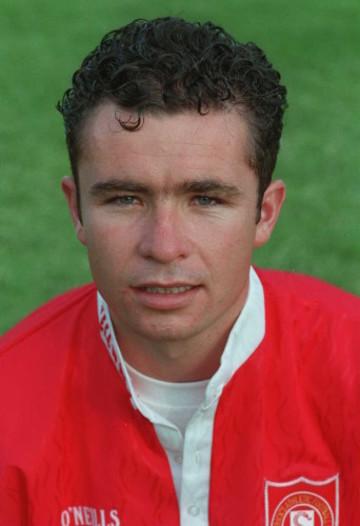 Brian Morrisroe St. Patrick's Athletic. 18/7/1996