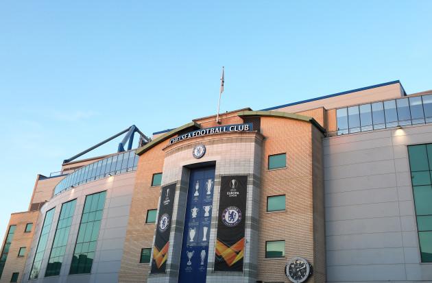 Chelsea v Malmo - UEFA Europa League - Round of 32 - Second Leg - Stamford Bridge