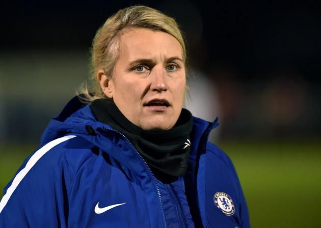 Bristol City Women v Chelsea Ladies - FA Women's Super League - Stoke Gifford Stadium