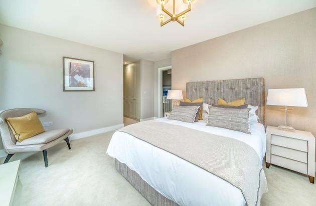 Cluain Adain Bedroom