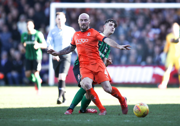 Luton Town v Coventry City - Sky Bet League One - Kenilworth Road