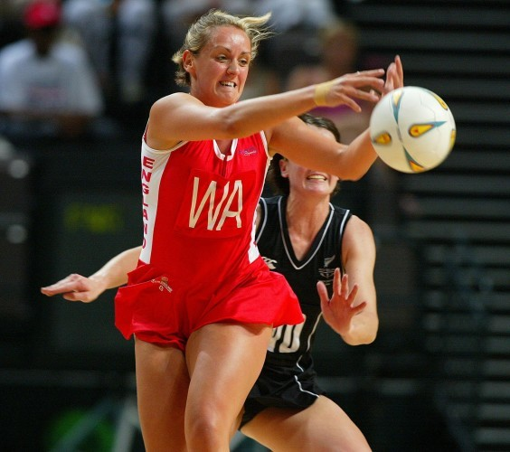 Tracey Neville  Commonwealth Games