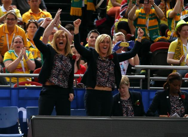 Netball - 2015 Netball World Cup - Bronze Medal Match - England v Jamaica - Allphones Arena