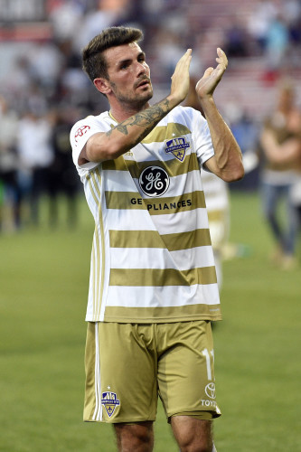 MLS: U.S. Open Cup-New England Revolution vs Louisville City