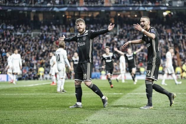 Netherlands: Real Madrid vs Ajax