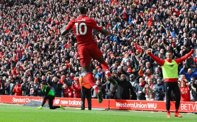 Liverpool v Burnley - Premier League - Anfield