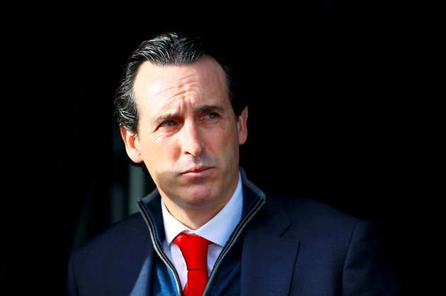 Unai Emery File Photo