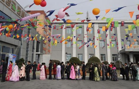 North Korea Elections