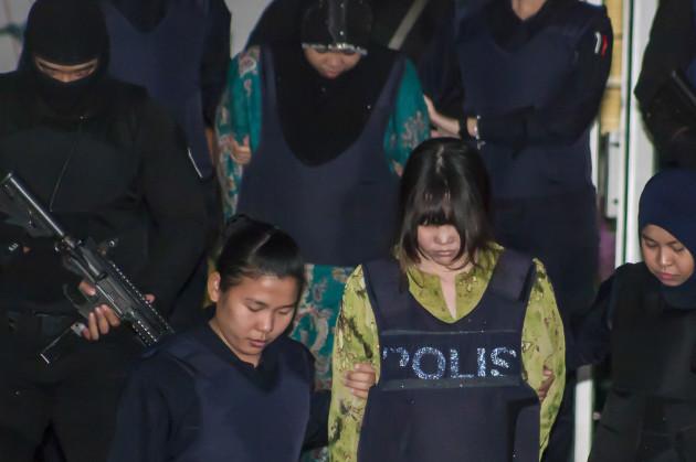 Kim Jong Nam Murder Trial In Malaysia