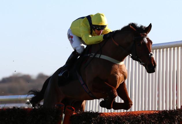 The Ladbrokes Winter Carnival - Day One - Newbury Racecourse