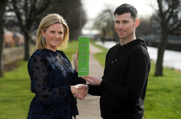 SSE Airtricity/SWAI Player of the Month for February
