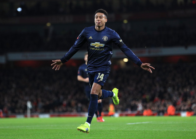 Arsenal v Manchester United - FA Cup - Fourth Round - Emirates Stadium