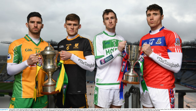 AIB GAA Club Championship All-Ireland Finals Media Day