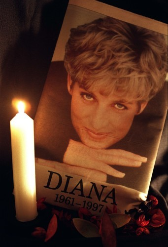 Tribute to Princess Diana