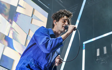 THE 1975 , Live Manchester UK