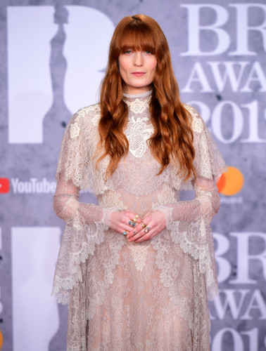 Brit Awards 2019 - Arrivals - London