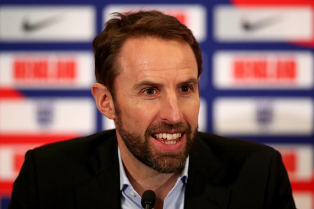 England Squad Announcement - St George's Park