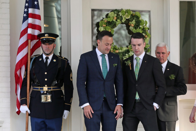 Leo Varadkar visit to US - Day 2