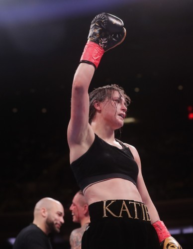 Taylor Wahlstrom Boxing