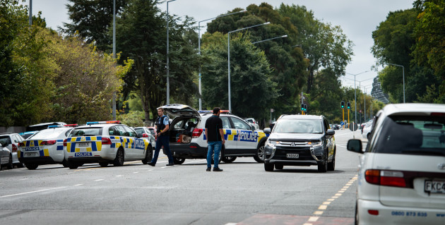 NEW ZEALAND-CHRISTCHURCH-SHOOTING