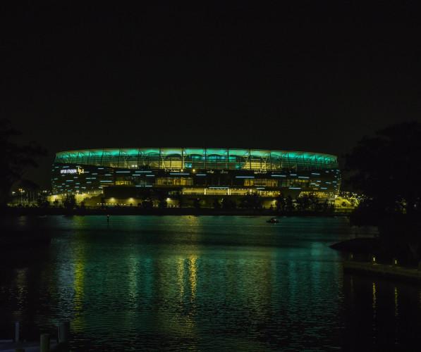 OPTUS STADIUM IN PERTH (AUSTRALIA) JOINS TOURISM IRELAND'S GLO