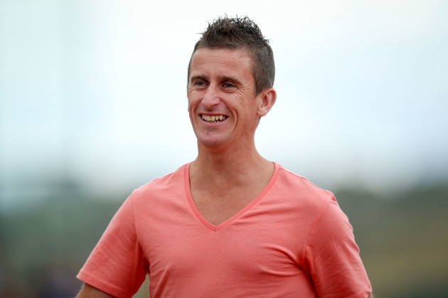 Rob Heffernan attends the event