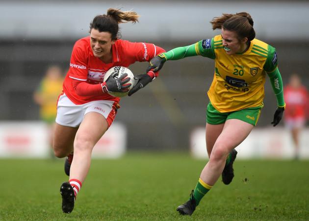 Cork v Donegal - Lidl Ladies NFL Division 1 Round 5