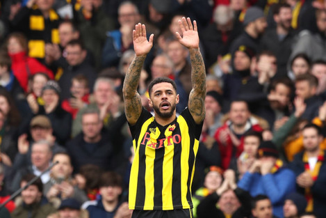 Watford v Crystal Palace - FA Cup - Quarter Final - Vicarage Road