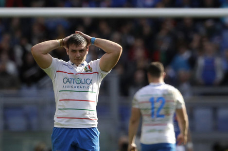 Italy France Six Nations Rugby