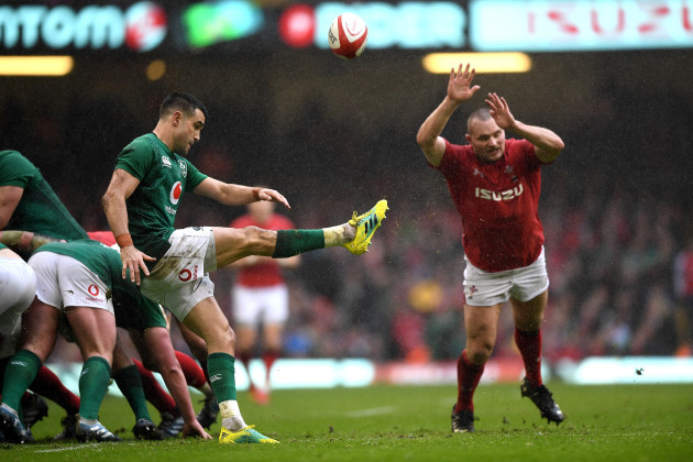 Conor Murray box kicks