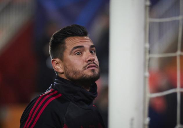SOCCER: DEC 12 Champions League - Manchester United FC at Valencia CF