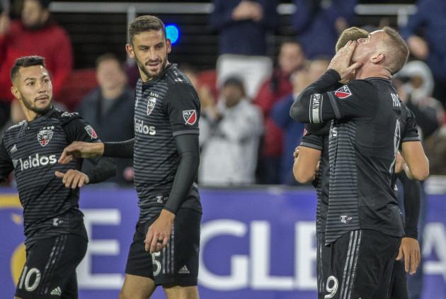 SOCCER: MAR 16 MLS - Real Salt Lake at DC United